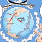 【朗報】ワンピース、グランドラインの地図がバレる