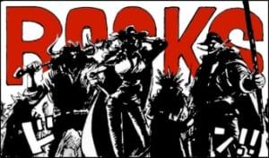 ワンピースのロックス海賊団、層が厚すぎる