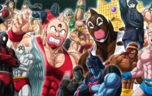 【漫画】キン肉マンのマスクが期間限定で発売 ウォーズマンやビックボディなど全13種類
