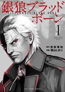 【感想・レビュー】銀狼ブラッドボーンがヒーローものの新たなジャンルを開く!【ネタバレなし】