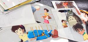 【朗報】アニメのセル画、とんでもない高額で落札される